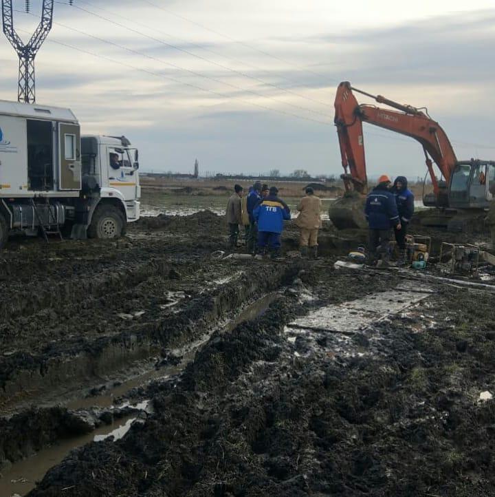 В Новороссийске 70% жителей остались без воды